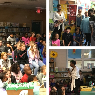 Author Visits SMES