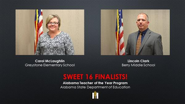 Berry Teacher Makes it to the Sweet 16