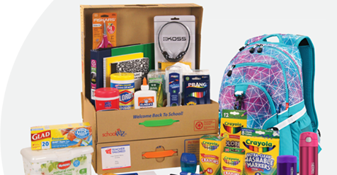 Order School Supply Kits