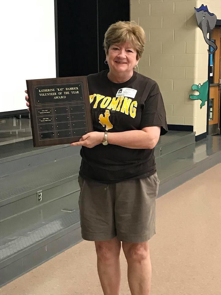 Katherine Hamrick Volunteer of the Year Award