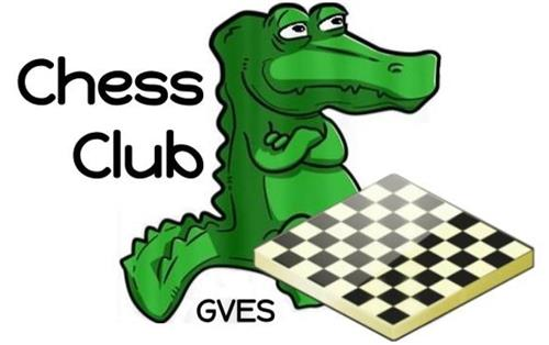GVES Chess Club Logo