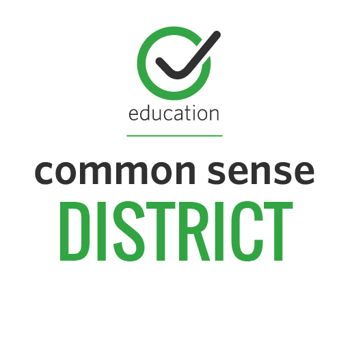 Common Sense Digital Certified District