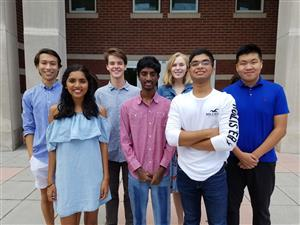 Hoover High School National Merit Semifinalists