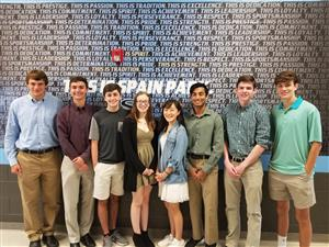Spain Park High School National Merit Semifliasts